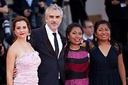 Roma gala screening - Venice Film Festival