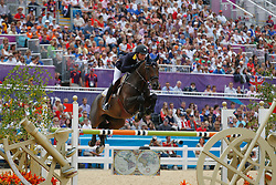 Bluman Daniel (COL) - Sancha<br /> Olympic Games London 2012<br /> © Dirk Caremans