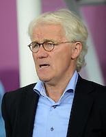 FUSSBALL  EUROPAMEISTERSCHAFT 2012   VORRUNDE Daenemark - Deutschland       17.06.2012 Trainer Morten Olsen (Daenemark)