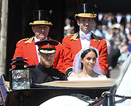 Meghan Markle & Prince Harry Wedding 3