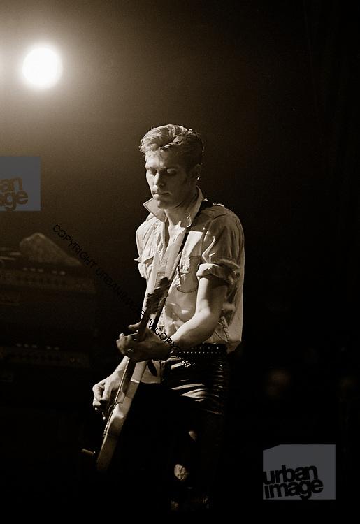 Joe Strummer - The Clash in concert - Live