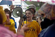 © 2011 StartPoint Media, Inc. Marcellus Shale Gas Tax Range Resources Protest at Local 23 Southpointe, Canonsburg, Pa., Zachary Nimal