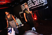 THEESATISFACTION @ ICELAND AIRWAVES MUSIC FESTIVAL 2012