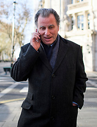 © Licensed to London News Pictures. 25/03/2019. London, UK. OLIVER LETWIN MP is seen in Westminster, London. There have been reports of a cabinet revolt against Prime Minister Theresa May, over her handing of the Brexit negotiations. Photo credit: Ben Cawthra/LNP