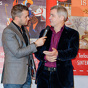 NLD/Amsterdam/20121113 - Presentatie DE Sinterklaasboekjes 2012, Winston Gerstanowitz met  Herman Finkers