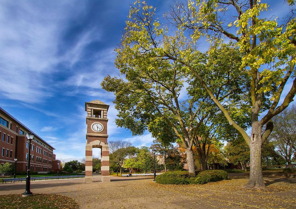 Campus October 2013. Photos by Sue Lee, University Communications. 608.785.8497, slee@uwlax.edu.