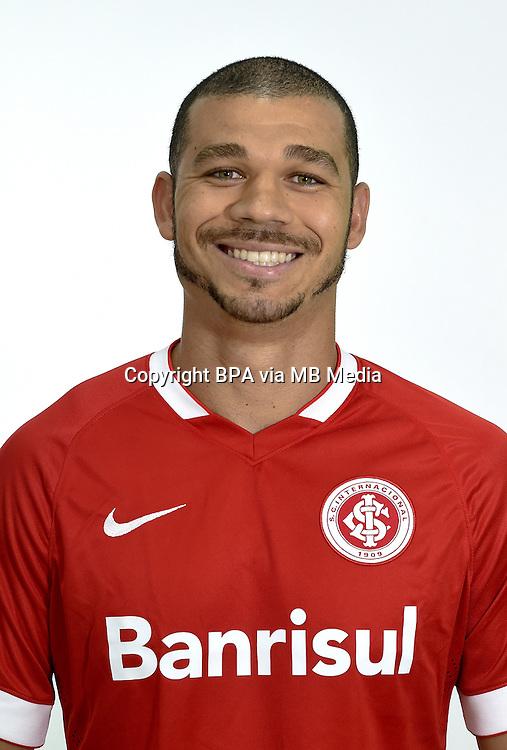 Brazilian Football League Serie A / <br /> ( Sport Club Internacional ) - <br /> Nilton Ferreira Junior &quot; Nilton &quot;