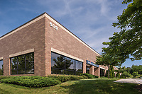 Exterior photo of BWI Tech Office Park in Maryland by Jeffrey Sauers of Commercial Photographics, Architectural Photo Artistry in Washington DC, Virginia to Florida and PA to New England