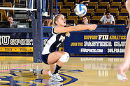 FIU Volleyball vs South Dakota State (Sept 13 2013)