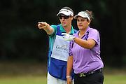 Daniela Iacobelli during the LPGA Futures Tour Eagle Classic at the Richmond Country Club on Aug. 13, 2011 in Richmond, Va...© 2011 Scott A. Miller