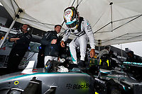 HAMILTON Lewis (Gbr) Mercedes Gp Mgp W05 ambiance portrait   during the 2014 Formula One World Championship, Japan Grand Prix from October 3rd to 5th 2014 in Suzuka. Photo DPPI