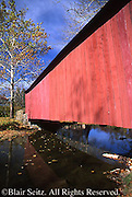 PA Landscapes, PA Covered Bridges, Waggoner Covered Bridge, Bixler's  Run, Perry Co., Pennsylvania