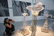 "Giardini. Italian Pavillion. Claudio Pasquero, Marco Poletto. Ecomachines: the Making of Artificial Ecologies""."