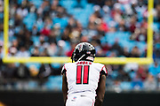 December 23, 2018. Panthers vs Falcons. Falcon's WR Julio Jones