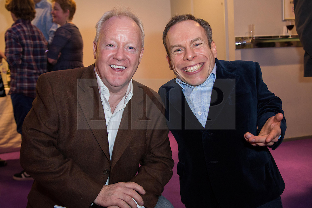 """© Licensed to London News Pictures. 21/02/2014. Bromley, Kent, UK. Scenes from Warwick Davis' New play at the Chrurchill Theatre Bromley - """"See How They Run"""". Photo credit : Terry Harris/LNP"""