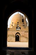 Egypt. Cairo : AHMAD IBN  TULUN  mosque , NM220,   in islamic Cairo  - tulunid period  879.  Cairo +