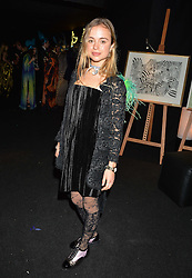 LADY AMELIA WINDSOR at The Animal Ball presented by Elephant Family held at Victoria House, Bloomsbury Square, London on 22nd November 2016.