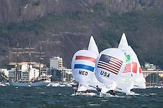 2016 Rio 470 Women