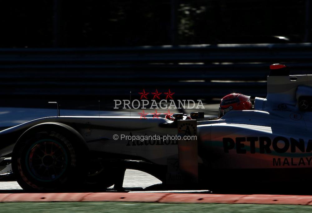 Motorsports / Formula 1: World Championship 2010, GP of Italy, 03 Michael Schumacher (GER, Mercedes GP Petronas),