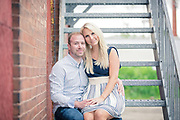 Sweet Spring Hespeler Engagement Session