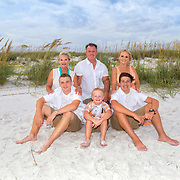 Bounds (Todd) Family Beach Photos