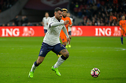 March 28, 2017 - Amsterdam, Netherlands - Andrea Petagna from Italy during the friendly match between Netherlands and Italy on March 28, 2017 at the Amsterdam ArenA in Amsterdam, Netherlands. (Credit Image: © Andy Astfalck/NurPhoto via ZUMA Press)