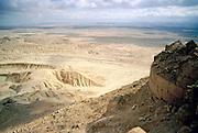 Egypt, Sinai, Qalat Al-Guindi (Alternative name: Qalat El-Gindi) a mountain stronghold built by Saladin circa 1170