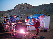 March 26, 2016 - Live band performance during Suspended In A Sunbeam Music Festival in Apple Valley, CA.