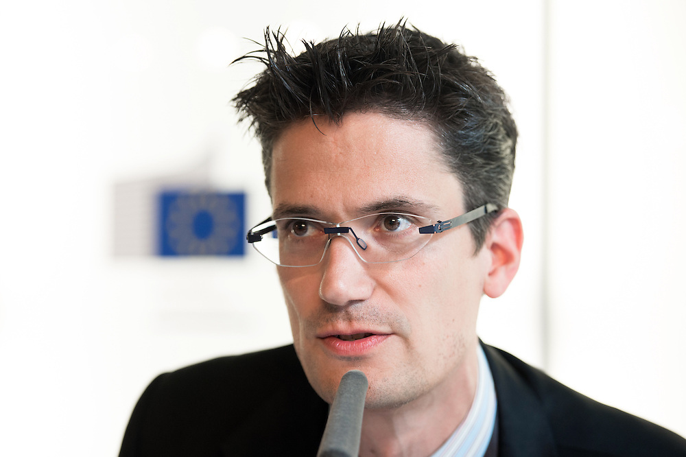 03 June 2015 - Belgium - Brussels - European Development Days - EDD - Financing - Recognising the role of Southern providers of aid in development - Axel Dreher , Professor of International and Development Politics , Heidelberg University , Germany © European Union