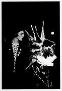 Female Punk, London c1980s
