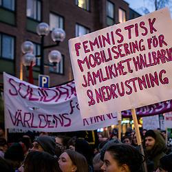 Sweden, International Women's Day 2016