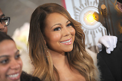 61065610<br /> Mariah Carey starts the 20 Valentines  day weddings Event in The Empire State Building, New York, US, Thursday, 13th February 2014. Picture by  imago / i-Images<br /> UK ONLY