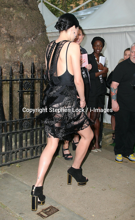 Jessie J  arriving at the Glamour Women of The Year Awards  in London, Tuesday, 29th May ,2012  Photo by: Stephen Lock / i-Images