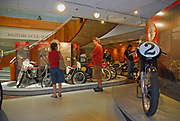 The Motorcycle Hall Of Fame Museum