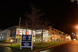 SGS Wise Campus home to Bristol Flyers - Mandatory byline: Dougie Allward/JMP - 11/12/2015 - Basketball - SGS Wise Campus - Bristol, England - Bristol Flyers v Plymouth Raiders - British Basketball League