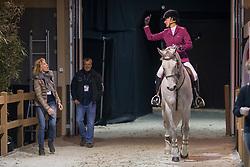 Diniz Luciana, POR, Isabeau<br /> Indoor Brabant 2018<br /> © Sharon Vandeput<br /> 9/03/18