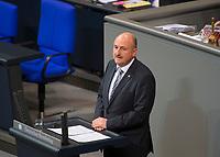 DEU, Deutschland, Germany, Berlin, 12.12.2017: Bernd Rützel (SPD) bei einer Rede im Deutschen Bundestag.