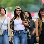 American Family Insurance at the Puerto Rican Festival at Humboldt Park in Chicago, Ill., Friday, June 19, 2015. (Photo by J.Geil/Chicago PhotoPress)