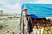 Watermelon seller in Diyarbakir