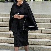 LUX/Luxemburg/20190504 -  Funeral<br /> of HRH Grand Duke Jean, Uitvaart Groothertog Jean, Beatrix der Nederlanden