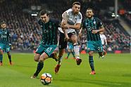 Fulham v Southampton - 06 January 2018