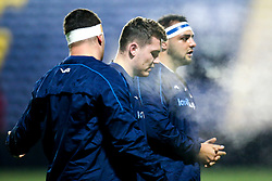 Beck Cutting of Worcester Cavaliers and Kai Owen of Worcester Cavaliers - Mandatory by-line: Robbie Stephenson/JMP - 16/12/2019 - RUGBY - Sixways Stadium - Worcester, England - Worcester Cavaliers v Wasps A - Premiership Rugby Shield
