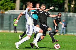Nino Kouter of NS Mura during football match between NS Mura and NK Maribor in 10th Round of Prva liga Telekom Slovenije 2018/19, on September 30, 2018 in Mestni stadion Fazanerija, Murska Sobota, Slovenia. Photo by Mario Horvat / Sportida