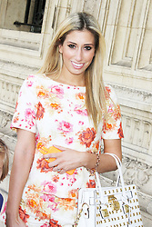 © Licensed to London News Pictures. 29/08/2013. LONDON. UK Stacey Solomon, The Little Mermaid - Blu-Ray Premiere, The Royal Albert Hall, London UK, 29 August 2013. Photo credit : Brett D. Cove/Piqtured/LNP