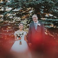 Koi & David Wedding