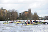 20100402 Veteran:Masters, Oxford:Cambridge Boat Race, Putney to Hammersmith. London. Great Britain