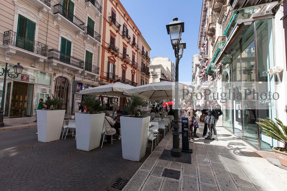 Taranto,Via Di Palma; Bar