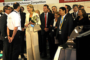 Euroskills 2008 Rotterdam - EuroSkills, a new European profession event, where young people in an addressing manner live their (future) profession and training.<br />