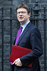2017-02-17 Business Secretary Greg Clark in Downing Street