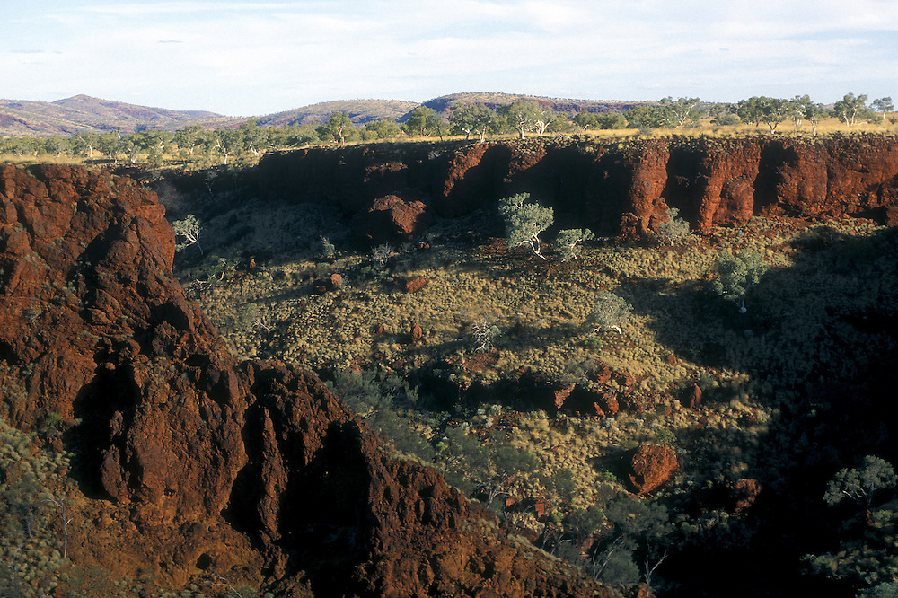 Knox Gorge Karajini Nauional Park Pilbara Western Australia